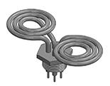 シーズヒーター 電熱ヒーターの株式会社熱学技術製品 シーズヒーター花形
